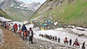 Amarnath yatra registration postponed