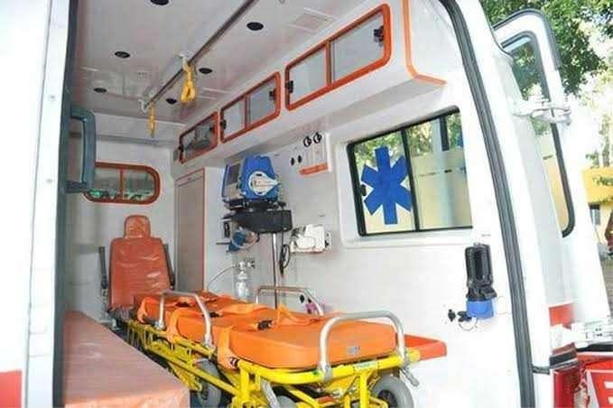 jammu ambulance