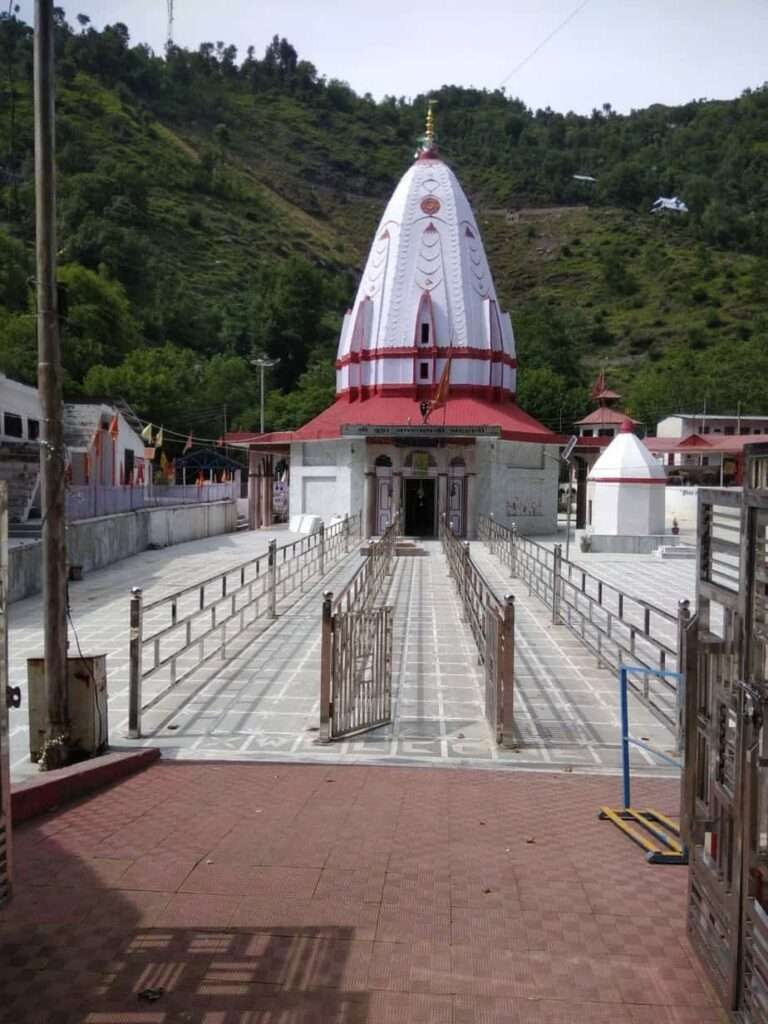 Buddha Amarnath temple in Poonch district of Jammu and Kashmir