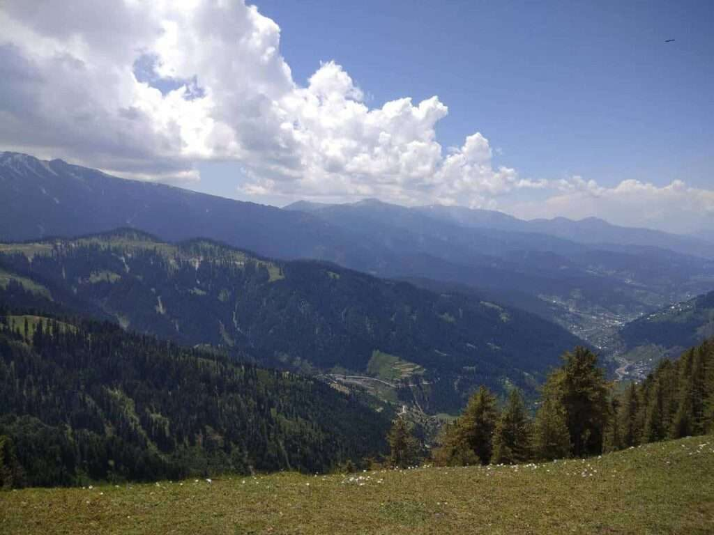 Padri in Bhaderwah is a meadow and a tourist spot