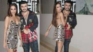 malaika and arjun