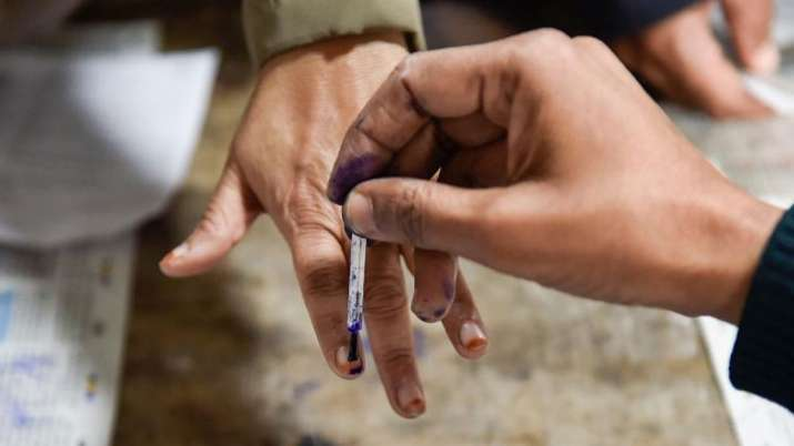 voting during ddc polls