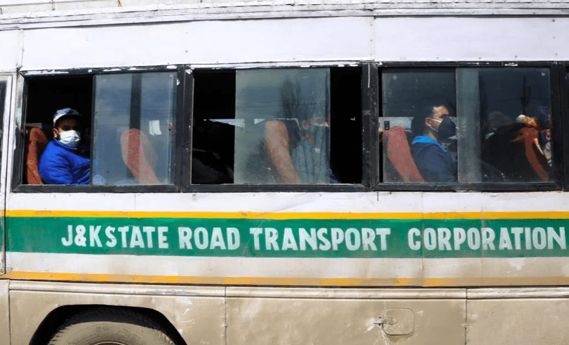 J&K transport