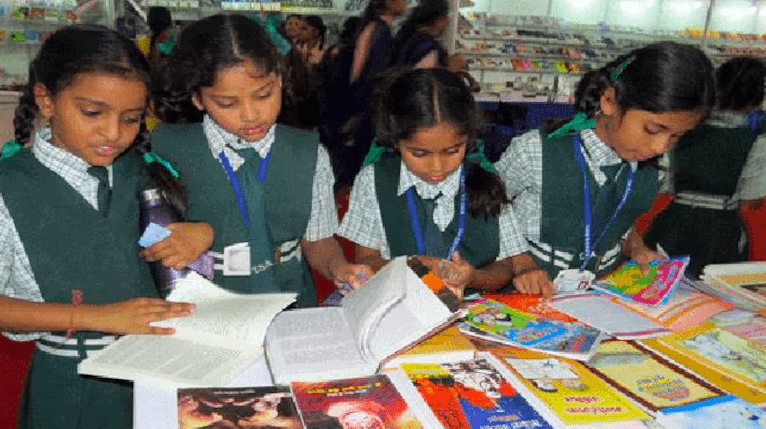 school students books
