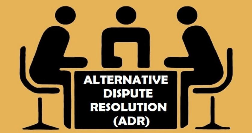 Alternate Dispute Resolution (ADR)
